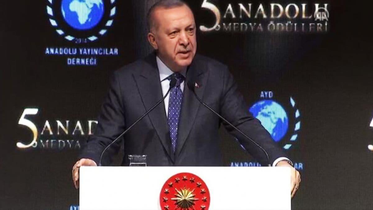 Başkan Erdoğan resti çekti: Ne anlaşması ya, bu bir işgal projesidir