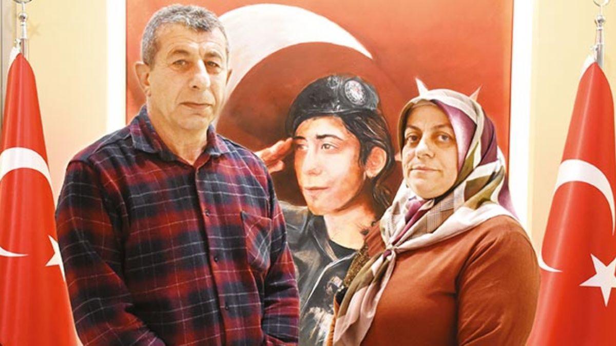 'Şehit Cennet Yiğit'in eviElazığ'a feda olsun'