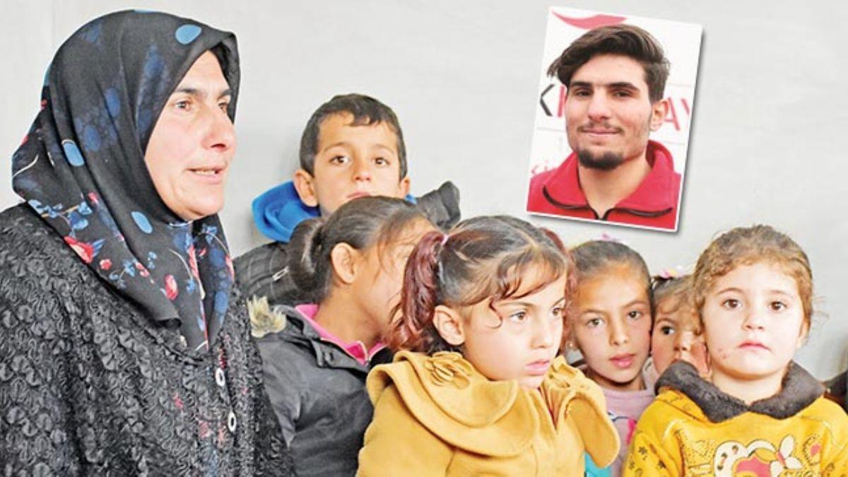 Mahmud'un İdlib'deki ailesi evsiz kaldı