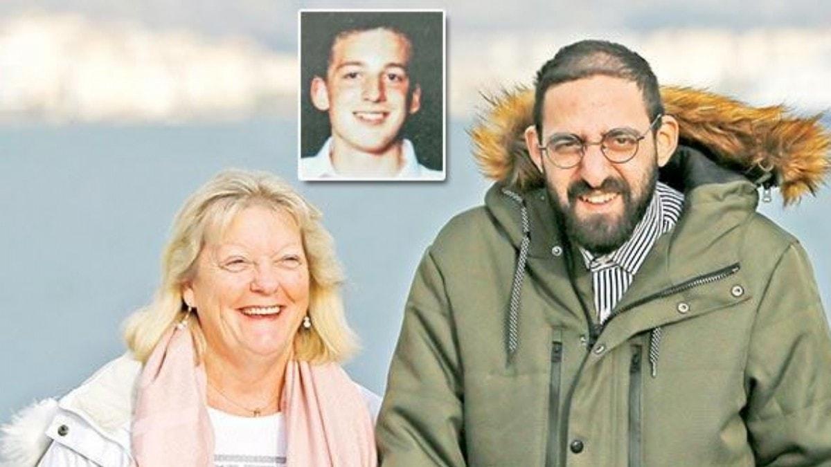 Duygulandıran an! 14 yıl sonra oğlunun 'kalbiyle' buluştu