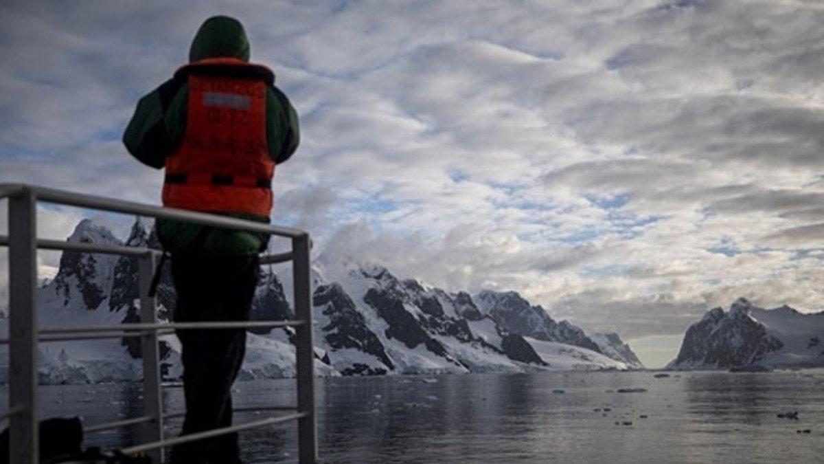 Antep baklavası Antarktika yolcusu