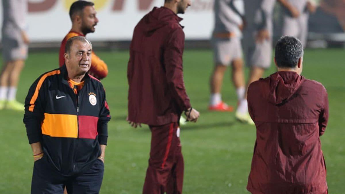 Fatih Terim'den futbolcularına ciddiyet uyarısı