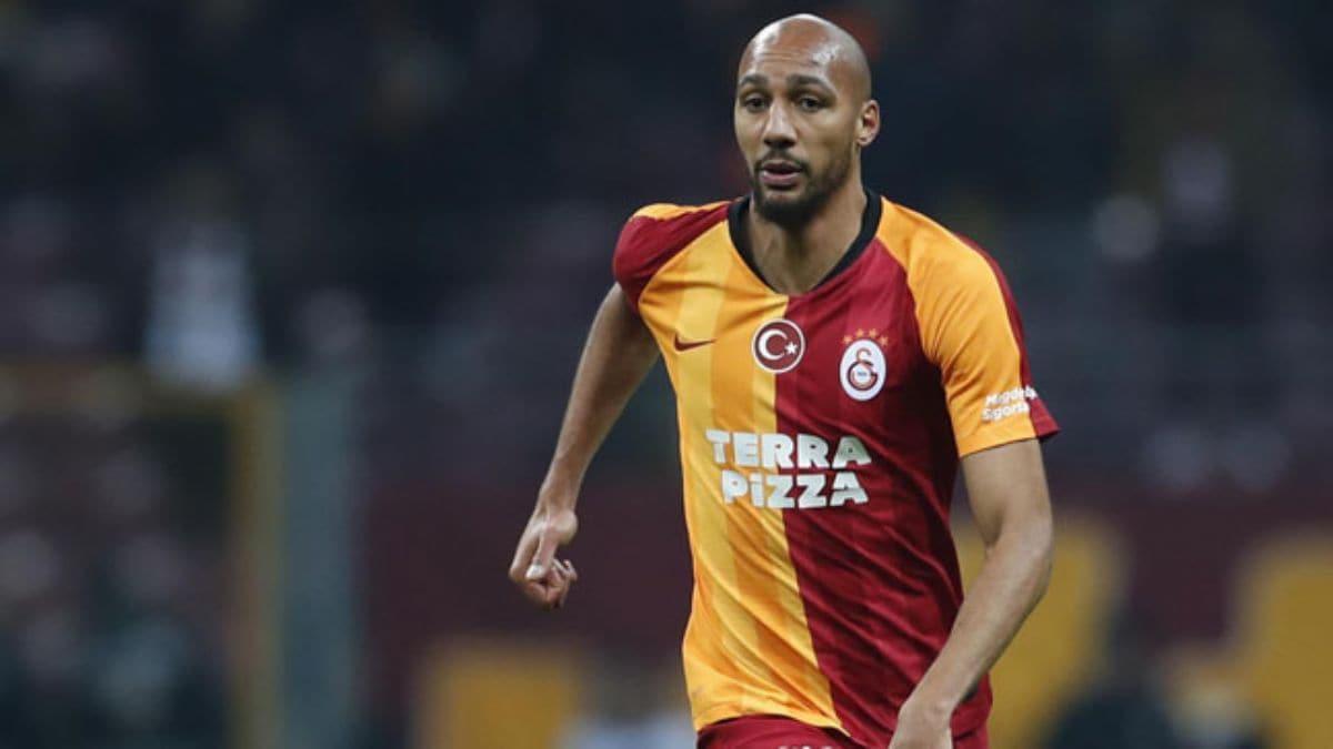 Galatasaray'da Nzonzi'nin sözleşmesi feshedildi