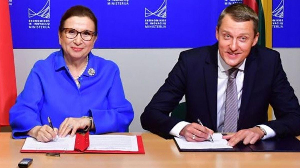 Türkiye ile Litvanya arasında dev protokol! İmzalar atıldı