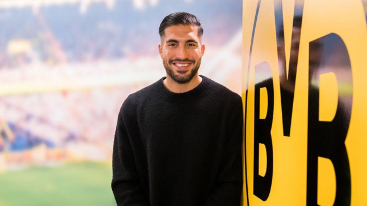 Emre Can, Borussia Dortmund'da