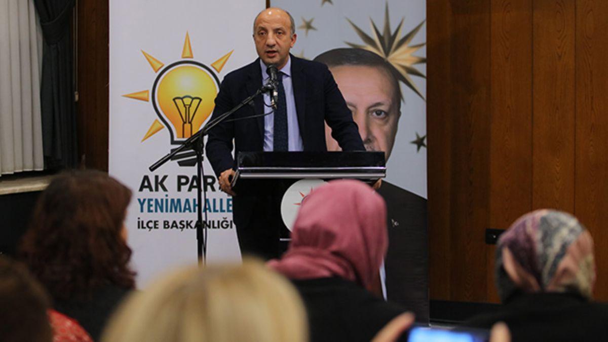 AK Parti Milletvekili Arslan'dan 'İmamoğlu'na tepki: Samimi değilsiniz