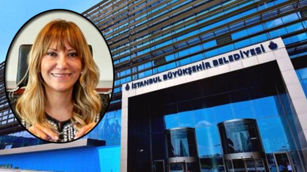 Skandal iddia! İBB Genel Sekreter Yardımcısı Yeşim Meltem Şişli hakkında suç duyurusu
