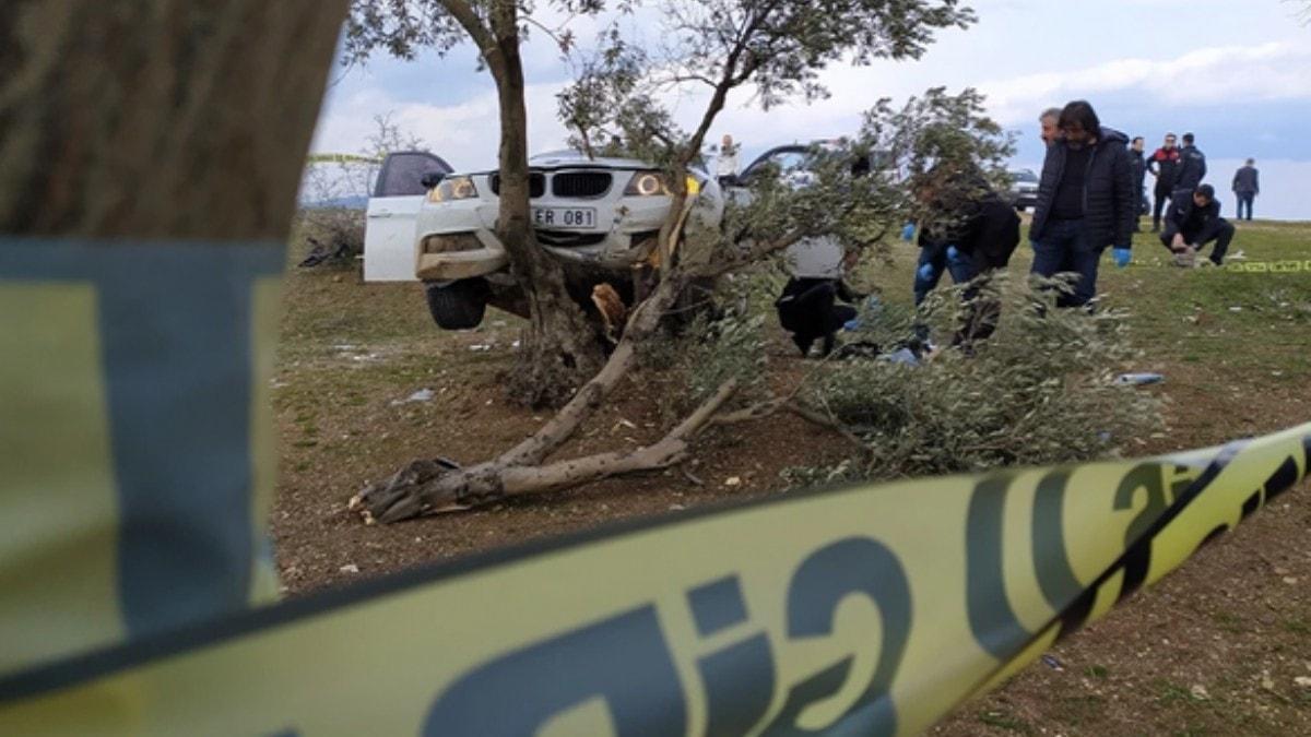 Balıkesir'de polis memuru otostopla arabasını çalan genci öldürdü! Şoke eden detaylar...