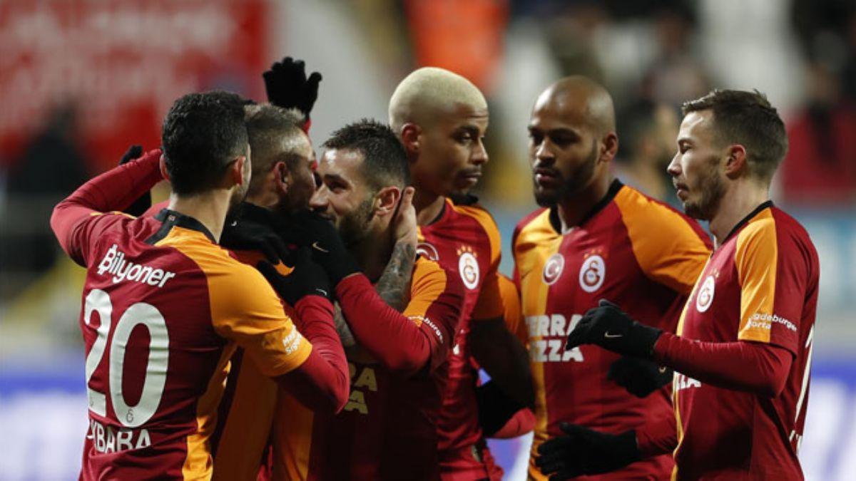 Galatasaray, Kasımpaşa deplasmanında zorlanmadı
