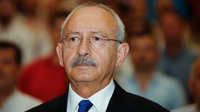Kılıçdaroğlu'nun sözleri büyük tepki çekti! #FETÖnünSiyasiAyağıCHP başlığına binlerce yorum geldi