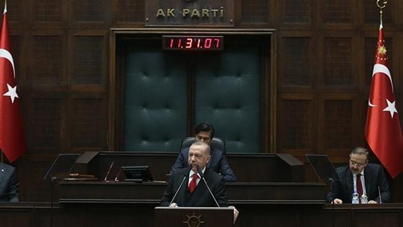 Başkan Erdoğan: Güçlerimize bir zarar gelirse rejim güçlerini her yerde vuracağız
