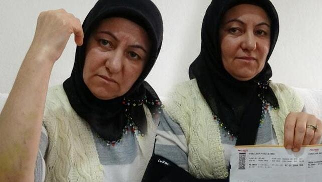 Uçak kazasından yaralı kurtulan kadın: Ölenlerden birisi karşımda oturuyordu, hala şoktayım