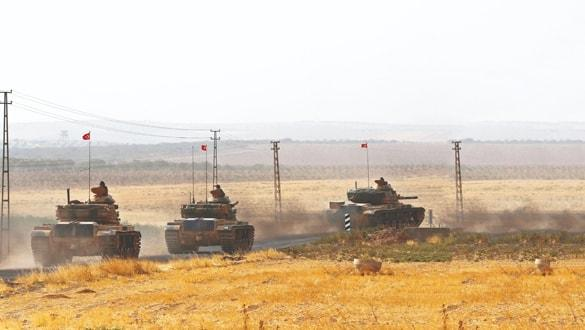 MSB: İdlib'de 63 rejim unsuru etkisiz hale getirildi