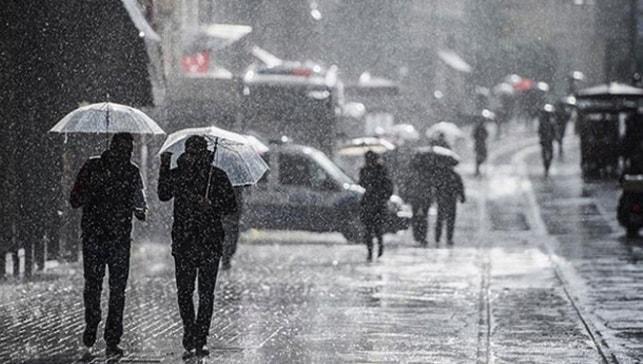 Meteoroloji'den sağanak uyarısı: Geliyor