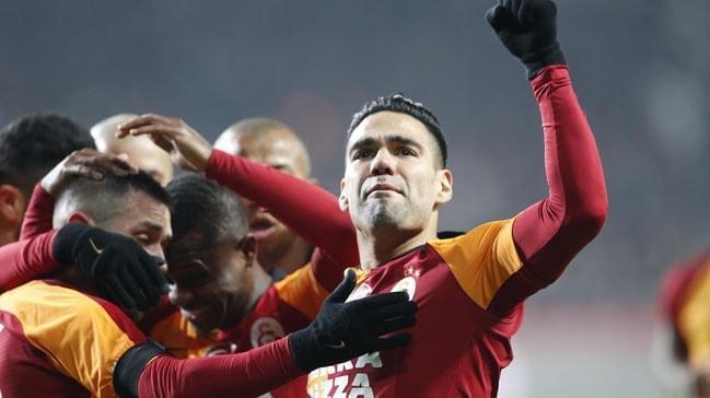 Galatasaray'da Radamel Falcao, Malatya maçında kadroda