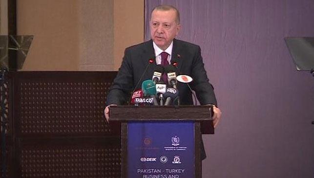 Başkan Erdoğan duyurdu: Hedef 5 milyar dolar