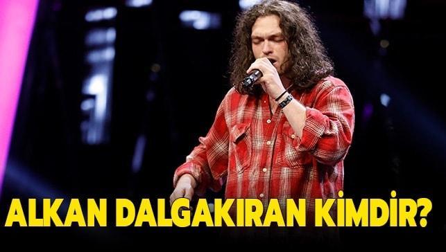 """O Ses Türkiye şampiyonu Alkan Dalgakıran kimdir"""" Alkan Dalgakıran kaç yaşında, nereli"""""""