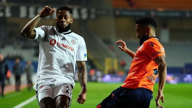 Medipol Başakşehir, haftanın açılış maçında Beşiktaş'ı tek golle mağlup etti