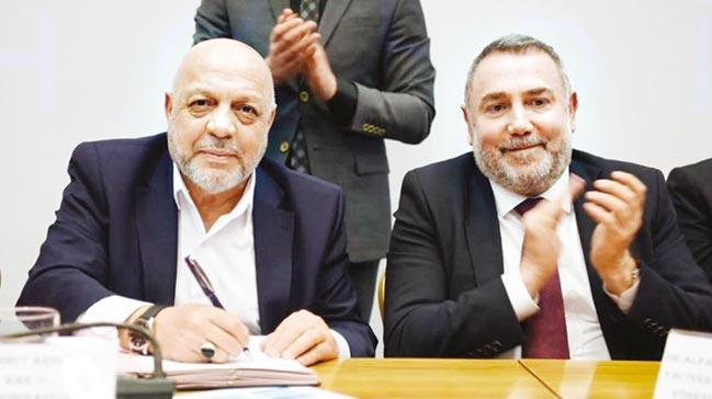 Erciyes Holding'de toplu iş sözleşmesi