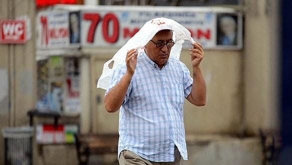 Meteoroloji'den İstanbul için yağış uyarısı! İşte 15 Şubat hava durumu
