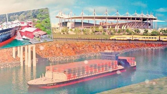 Kanal İstanbul şehrin çevresel sigortası olacaktır