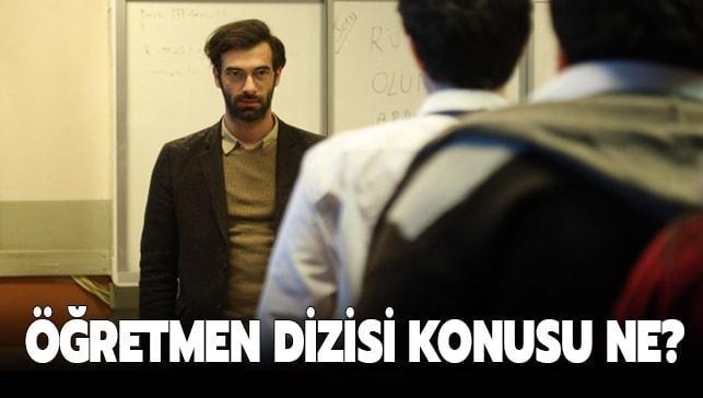 """İlker Kaleli'nin yeni dizisi Öğretmen ne zaman başlıyor"""""""