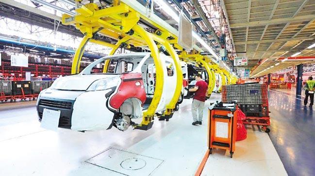 Otomotivde'yerli üretim' payı yükseldi