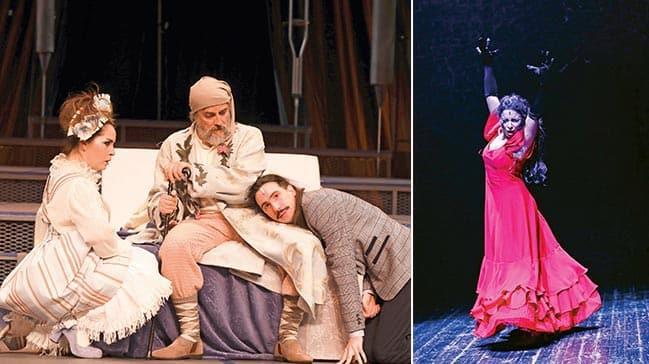 İstanbul'da tiyatro şenliği