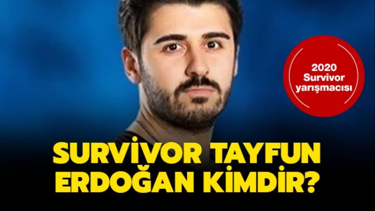 """Survivor Tayfun Erdoğan kimdir, kaç yaşında"""""""