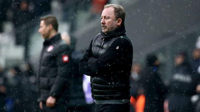 Sergen Yalçın Beşiktaş yönetiminden transfer istedi