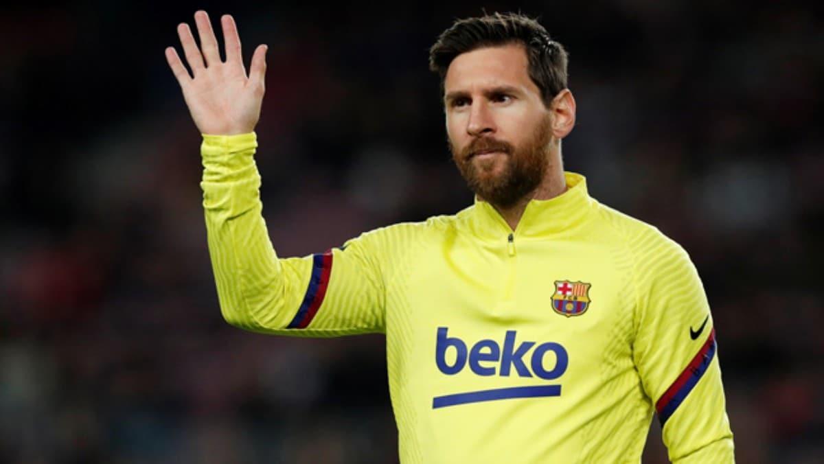 Lionel Messi: Buradan ayrılmayı hiçbir zaman düşünmedim, şimdi de düşünmüyorum