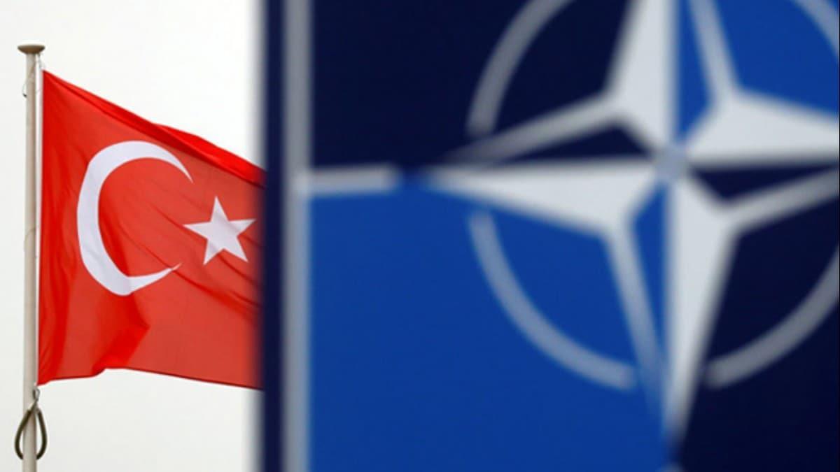 NATO'dan dikkat çeken paylaşım: Türkiye NATO'dur