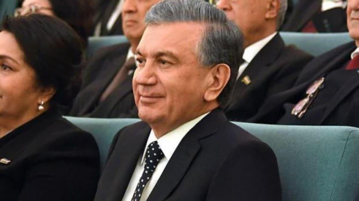 """Özbekistan Cumhurbaşkanı Şevket Mirziyoyev kimdir"""" Şevket Mirziyoyev kaç yaşında"""""""