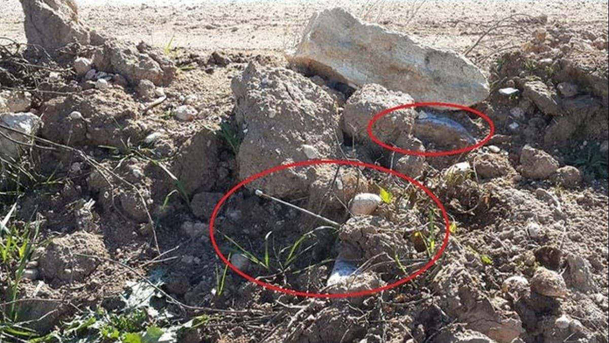 PKK yine sivilleri hedf alacaktı! 20 kg'lık EYP, EOD timleri tarafından imha edildi