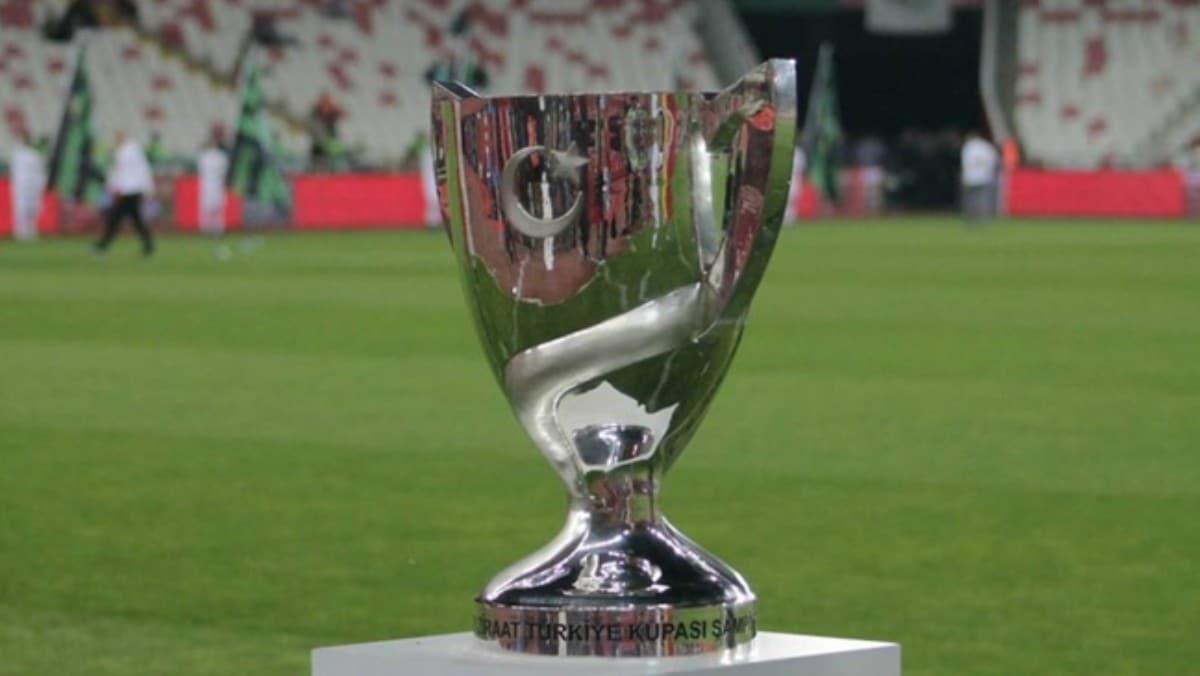 TFF, Türkiye Kupası finalinin Atatürk Olimpiyat Stadı'nda oynanacağını açıkladı