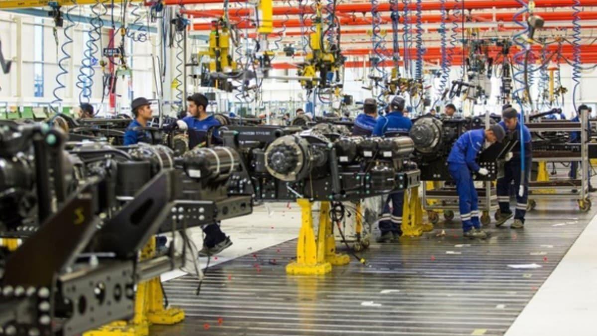 Almanya'nın makine ihracatı 2019 yılında düşüş yaşadı