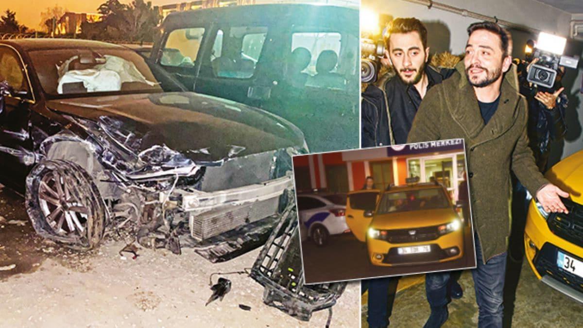 Ahmet Kural zincirleme kazada ölümden döndü