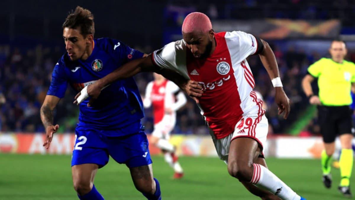 Ajax, İspanya'da şok yaşadı