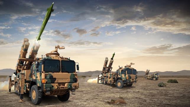 KAPLAN Füzeleri Suriye sınırına sevk edildi