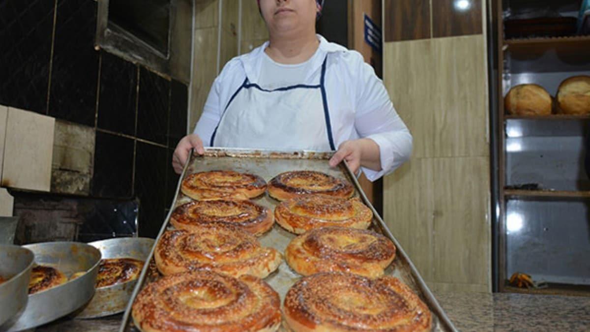 Sinop'un yöresel lezzeti... Siparişlerine yetişemiyorlar!