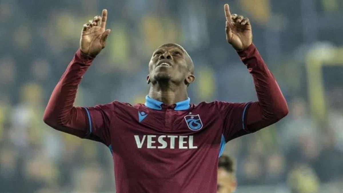 Nwakaeme, Beşiktaş'a karşı oynadığı 4 maçın 3ünde gol atmayı başardı