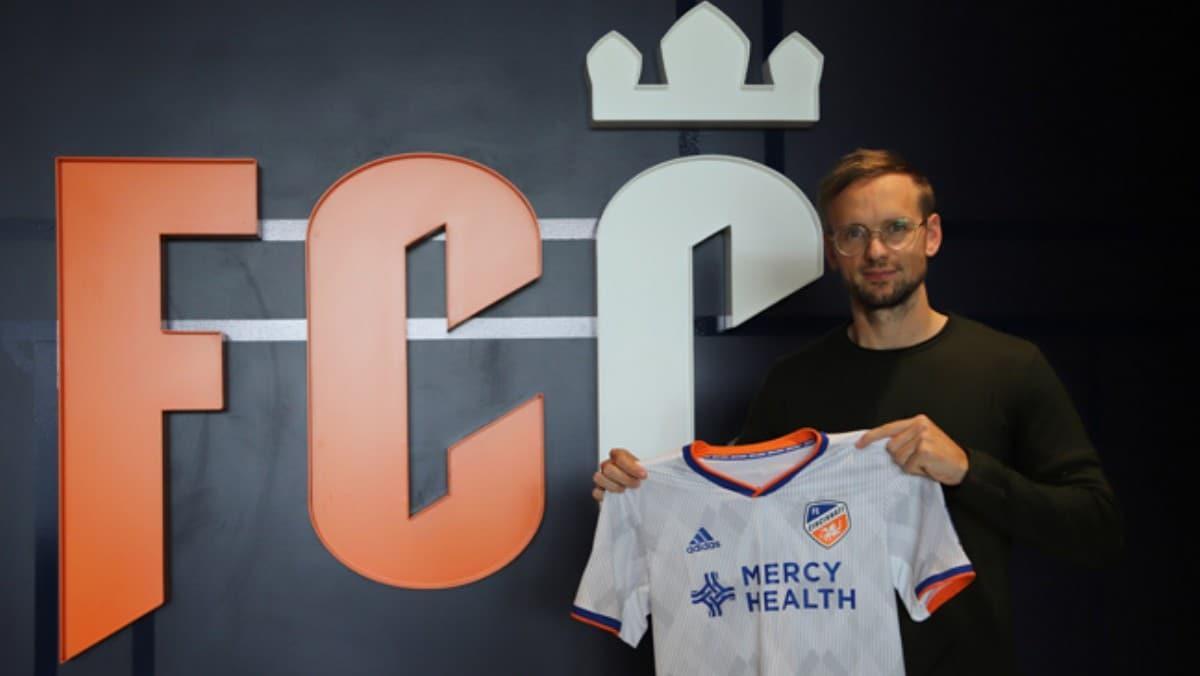 Siem de Jong, MLS ekibi Cincinnati'ye transfer oldu