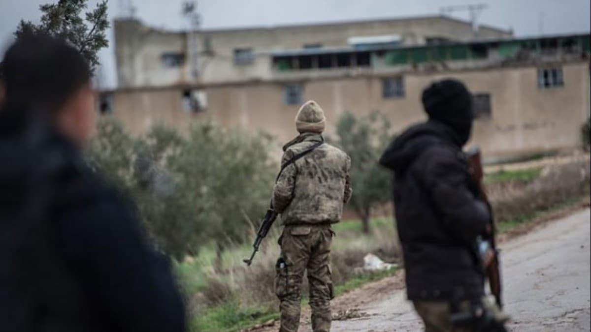 Terör örgütü PYD-PKK'nın hapisteki DEAŞ'lıları salıvermesi teröristlerin yazışmasına yansıdı