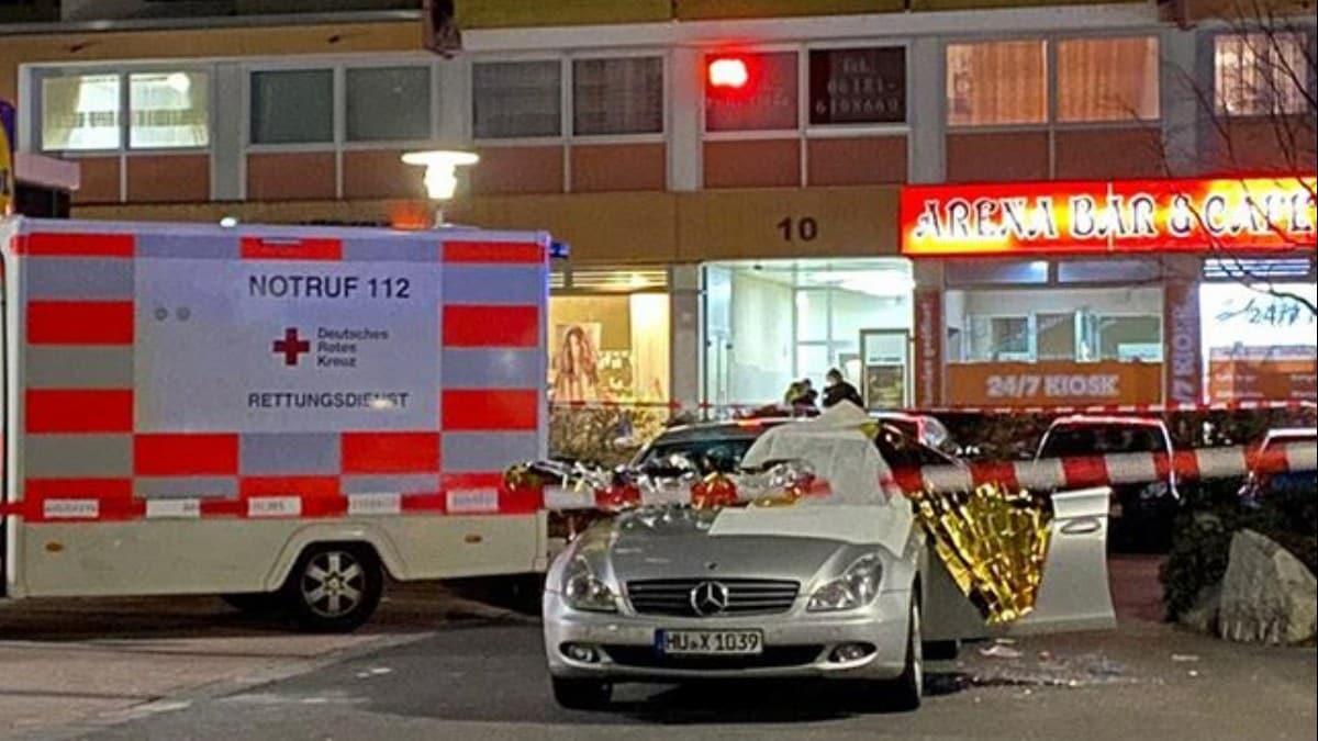 Almanya'daki ırkçı terör saldırısında öldürülenlerin kimlikleri belirlendi