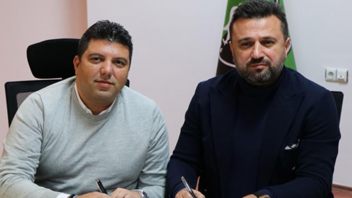 Denizlispor, Bülent Uygun'la sezon sonuna kadar sözleşme imzaladı