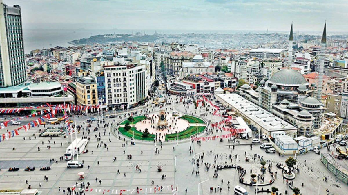 """Taksim Meydanı nasıl kurtarılır"""""""
