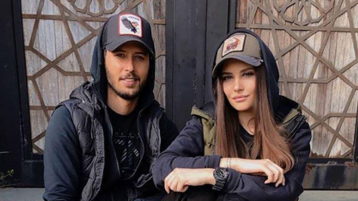 Oyuncu Tuan Tunalı ile model sevgilisi Yana Mazanova'nın düğünü yakında