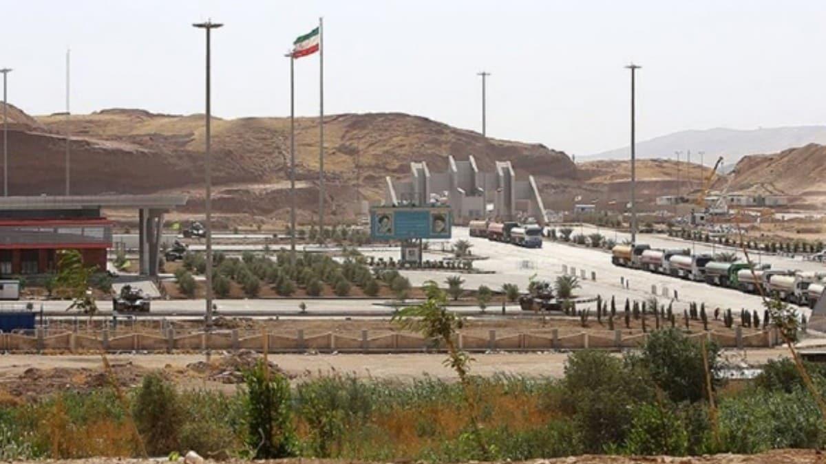 IKBY'de İran'a kapılarını kapattı!