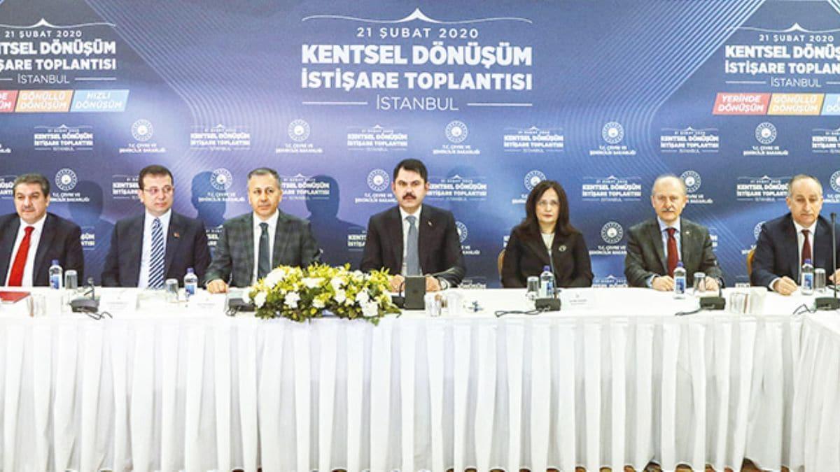 'İstanbul için tüm maddiimkanları seferber ettik'