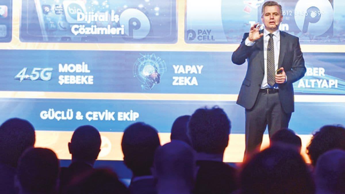 Turkcell'den gelir rekoru: 25.1 milyar TL